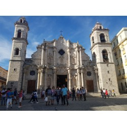 Cathedral Square at Old Havana