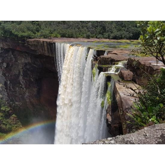 Kaieteur Falls Overland 5 Day Trek
