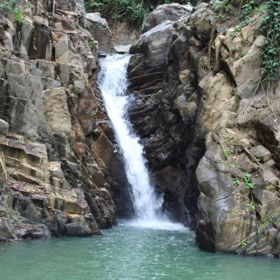 paria waterfalls