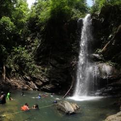 Avocat Waterfall