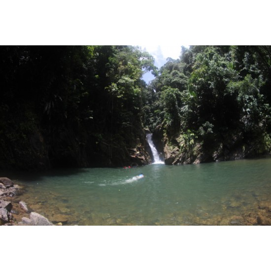 "Enjoy professional Adventure ""Paria Waterfall"""