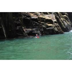 "Enjoy professional Adventure ""Paria Waterfall"""